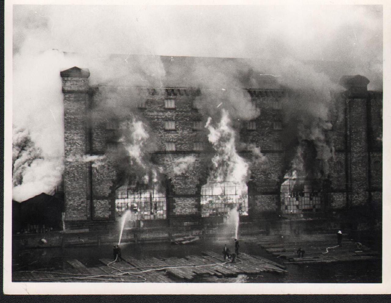Incident / incendie
