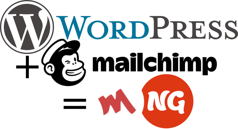 Newsletter Wordpress avec Mailchimp